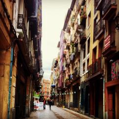 Las calles de Casco Viejo